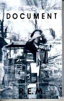 REM No. 5 Document #5 1987 Cassette Tape Album 90s Rock Alt Grunge Pop R.E.M.