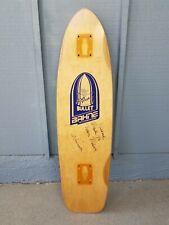 """Bahne Bob Mohr Bullet Skateboard Vintage 1970's Reissue 30"""" x 8"""""""