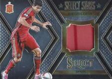 2015 Panini Select Soccer 'Select Stars' Serial Numbered /199 -Player Worn Relic