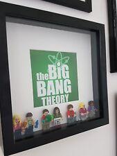 Handmade Big Bang Theory Frame Fathers Day/Birthday