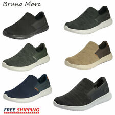 Bruno Marc Men's Slip On Walking Shoes Breathable Running Sneakers Casual Shoes