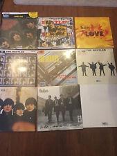 Beatles Vinyl Collection 9 Albums Sealed Deagostini
