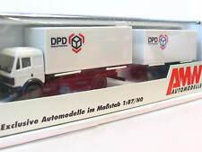 Herpa MB Wechselpritschenhängerzug DPD VP (N7464)