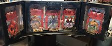 Masters of the Universe Commemorative Limited 5 pack He-man, Skeletor MOC NEW!!!