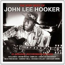 JOHN LEE HOOKER - VERY BEST OF  2 CD NEUF