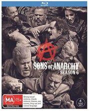 Sons of Anarchy - Season 6 Blu-ray 2cf2