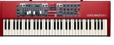 Nord Electro 6D 61 key Keyboard Piano Drawbars Organ SW61,NE6D in stock //ARMENS
