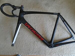 SPECIALIZED TARMAC Di2 CARBON FACT 10r, ROAD FRAME SET, 2017, SIZE 58 , VGC