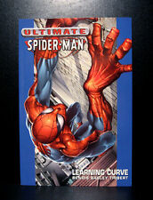 COMICS: Ultimate Spider-Man: Learning Curve tradepaperback (2001, 1st Print)