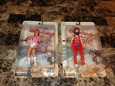 Cheech & Chong Rare Signed Limited Edition Up In Smoke Action Figure Toy Set MOC