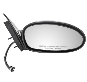 FITS Saturn S Series Coupe: 1997, 1998, 1999 - 2002, NEW Right POWER Mirror