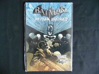 Batman Arkham Unhinged 4 Softcover Graphic Novel (B12)