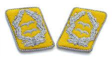 WW2 German Luftwaffe Officer Collar Tabs (Lt. Colonel)