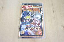 Naruto Shippuden: Kizuna Drive - Sony PSP New Factory Sealed UK