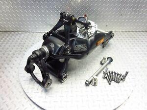 2012 10-16 BMW K1600GTL K1600 OEM Front Wheel Carrier Fork Assembly Fork