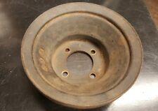Ford D0OE-6312C 3 Groove Water pump pulley