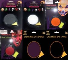 New Face Paints MakeUp Halloween Zombie Vampire Devil Witch Blood Scary Painting