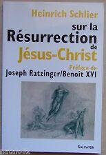 ) sur la Résurrection de Jésus-Christ - Heinrich Schlier