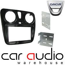 CT24DC02 Auto Stereo /& Fascia Iso Antenna Kit di Montaggio per DACIA SANDERO 2007-2012