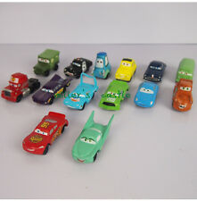 14 x Disney Cars McQueen Action Figures Kid Figurines Toy Set Cake Topper Decor