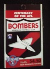Australia Scott's 1521a. Mnh. Booklet of 10.Essendon Bombers.Sal's stamp store.