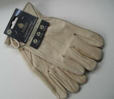 Kent & Stowe Soft Luxury Leather Water Resistant Gardening Gloves M Medium Mens