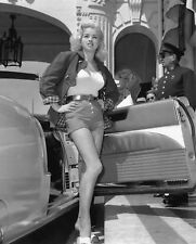 *  Diana Dors 8x10 Movie Memorabilia Hollywood Actress