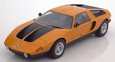 1970 Mercedes Benz C111/II Concept Car Orange Met by BoS Models 1/18 Scale. New!