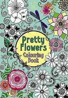 Pretty Flowers Colouring Book by Hannah Davies (Paperback) NEW