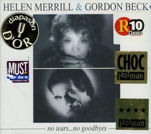 HELEN MERRILL & GORDON BECK  no tears, no goodbyes / DIGIPACK NEUF