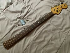 SQUIER ®  (by FENDER) ® P BASS ® bass guitar NECK for your PROJECT  ca 2003