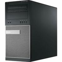 Dell Optiplex 9020 Tower Desktop Intel i7 4770 3.4GHz 16GB 1TB HDD + 240GB SSD