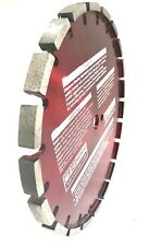"""14"""" X .750 Traffic loop cutting and joint widening blade airport lining"""