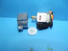 XMODS etapa 2 Motor Eléctrico con Motor de alimentación del disipador de calor 30K RPM Bisel Blanco Gear