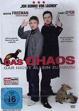DVD NEU/OVP - Das Chaos - Gar nicht allein zu Haus - Martin Freeman & Danny Dyer