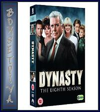 DYNASTY - COMPLETE SEASON 8 - EIGHTH SEASON **BRAND NEW DVD**