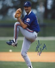 MIKE MADDUX MONTREAL EXPOS SIGNED 8X10 PHOTO W/COA