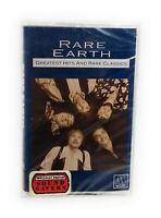 Greatest Hits & Rare Classics by Rare Earth (Cassette - Motown)