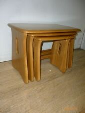 Ercol Elm Nested Tables
