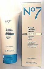 No7 Protect & Perfect Intense Advanced Recovery Aftersun Lotion -200ml Large