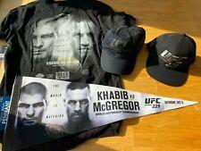Conor McGregor Khabib Nurmagomedov UFC 229 UFC Champion Hat Shirt  - NEW