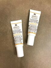 2x Kiehl's Powerful Strength Vitamin C Eye Serum! NEW! 2x0.1 fl oz