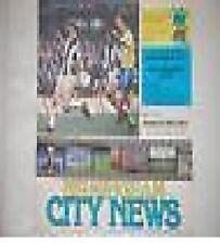 Birmingham v West Brom Programme 31st Oct 1981