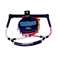 "Williams Easy Up Rope & Handle Water Ski Team 15"" Handle Long Vee Rope"