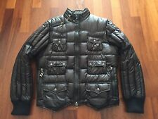 Guess By Marciano Goose Down Jacket Like New Black Really Warm L Slim 345€