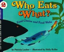 Who Eats What? Food Chains and Food Webs (Let's-Read-and-Find-Out Science