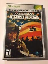 Conflict: Desert Storm (Microsoft Xbox, 2002)