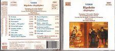 Tumagian e Ferrarini-Verdi: Rigoletto (highlights) accoglienza Bratislava 1991