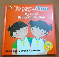 Xmas Gift Children Topsy And Tim Book My First Reading Story Collection 5IN1