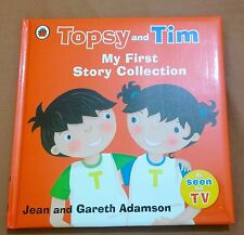 Xmas Children Kids Gift Educational Topsy and Tim My First Reading Books 5in1
